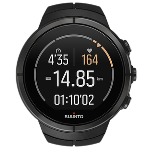 Смарт-годинник Suunto Spartan Ultra All Black Titanium, фото 2