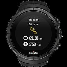 Смарт-годинник Suunto Spartan Ultra All Black Titanium HR (з нагрудним датчиком серцевого ритму), фото 3