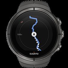 Смарт-годинник Suunto Spartan Ultra Stealth Titanium HR (з нагрудним датчиком серцевого ритму), фото 2