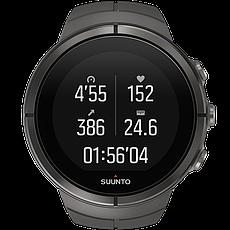 Смарт-годинник Suunto Spartan Ultra Stealth Titanium HR (з нагрудним датчиком серцевого ритму), фото 3
