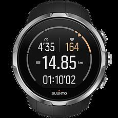 Смарт-годинник Suunto Spartan Sport Black HR (з нагрудним датчиком серцевого ритму), фото 2