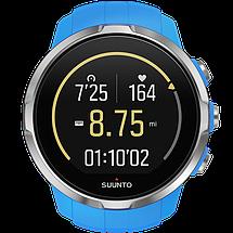 Смарт-годинник Suunto Spartan Sport Blue HR (з нагрудним датчиком серцевого ритму), фото 2