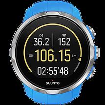 Смарт-годинник Suunto Spartan Sport Blue HR (з нагрудним датчиком серцевого ритму), фото 3