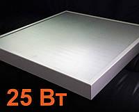 Растровый 25Вт офисный LED-светильник LED-EL-1366-25-60duris (УНИВЕРСАЛЬНЫЙ)