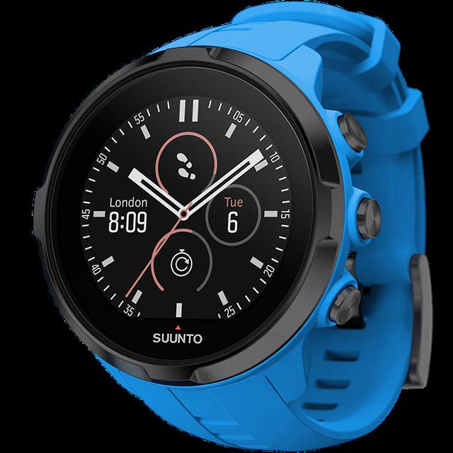 Смарт-годинник Suunto Spartan Sport Wrist HR Blue