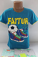 Футболка для мальчиков 4 года