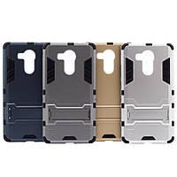 Противоударный чехол для Huawei Mate 8 с подставкой и мощной защитой корпуса /для ХУАВЕЙ 8/