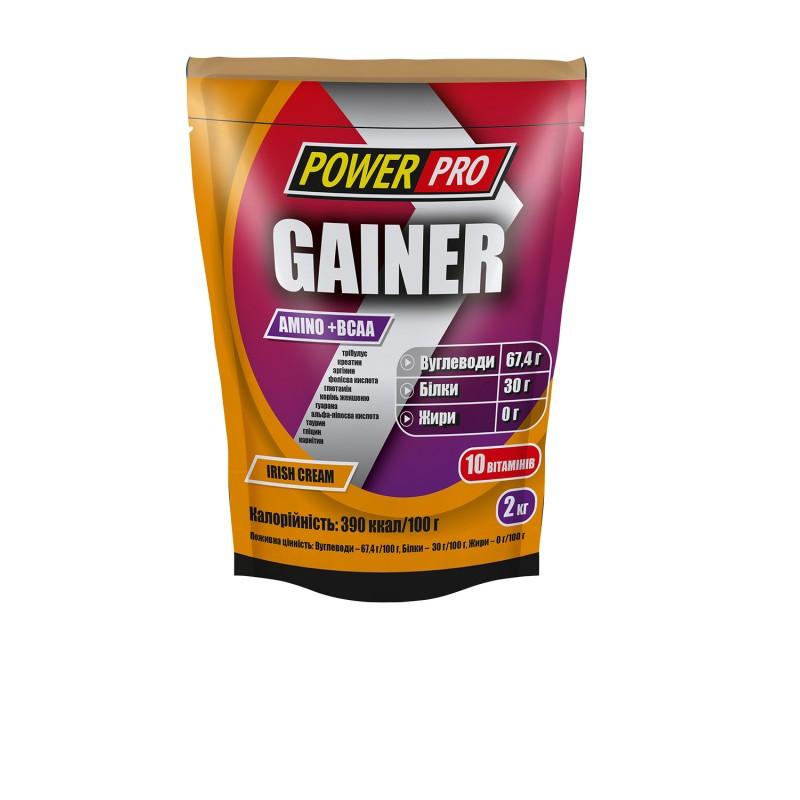 Гейнер Power Pro  2кг
