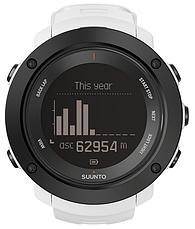 Смарт-годинник Suunto Ambit3 Vertical White HR (з нагрудним датчиком серцевого ритму), фото 3