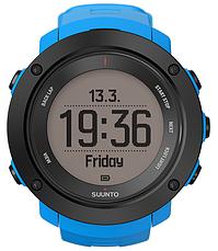 Смарт-годинник Suunto Ambit3 Vertical Blue HR (з нагрудним датчиком серцевого ритму), фото 3