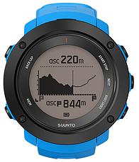 Смарт-годинник Suunto Ambit3 Vertical Blue HR (з нагрудним датчиком серцевого ритму), фото 2