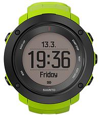 Смарт-годинник Suunto Ambit3 Vertical Lime HR (з нагрудним датчиком серцевого ритму), фото 3