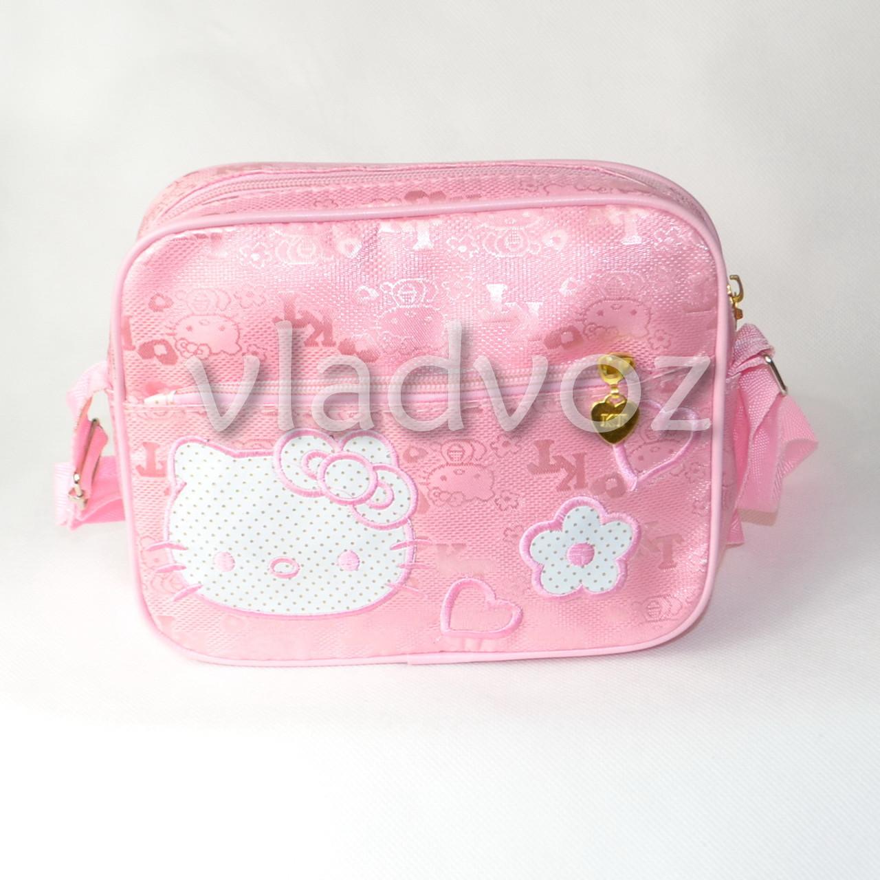 f3c97aac1ee5 Детская Сумка Сумочка Hello Kitty Розовая — в Категории