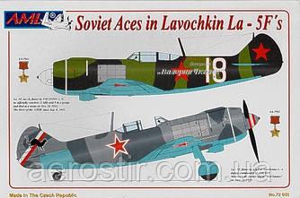 Soviet Aces in Lavochkin La-5F 1/72 AML 72050