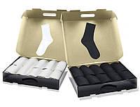 Кейс с носками 10 пар (Burmatish Демисизонные)