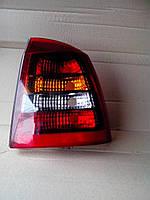 Фонарь  на Opel Astra G правый (седан) Depo