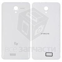 Задняя крышка батареи для мобильного телефона Fly IQ4416, белая, original