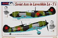 Lavochkin La-5 1/72 AML 72049