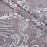 Комплект штор Dimout Venzel Gakkard Бархатная роза-Серый , арт. MG-137947