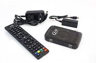 Спутниковый HD ресивер Q-SAT Q-44 HD картоприемник
