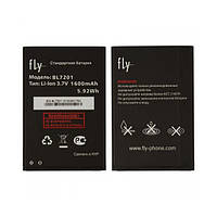 Аккумулятор (батарея) BL7201 для мобильных телефонов Fly iQ445