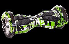 Гироборд Smart Balance Lambo U6 LED 8 дюймов Зеленый