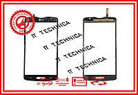 Тачскрин LG D373 Optimus L80 Черный ОРИГИНАЛ