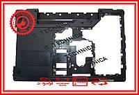 Нижняя часть (корыто) Lenovo G565 c HDMI Черный