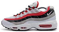 Мужские кроссовки Nike Air Max 95 Essential (найк аир макс 95) белые