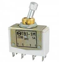 Выключатель ТВ 1-1М, Тумблер ТВ 1-1М