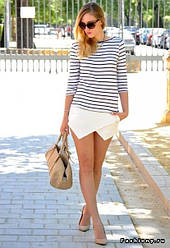 Шорты юбка женские, фото 3