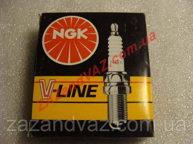 Свечи зажигания NGK V-Line №24 BKUR6ET-10 оригинал