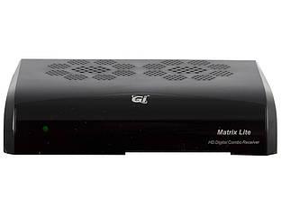 Спутниковый HD ресивер GI Matrix lite COMBO HD DVB-S2/T2/C
