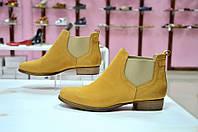 Ботинки челси желтые Rossella Lopes 870