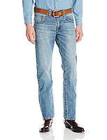 Джинсы Wrangler Rock 47 Slim Fit Straight Leg, Record