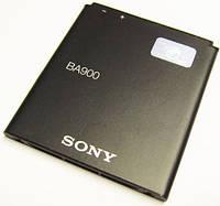 Аккумулятор (батарея) BA900 для мобильных телефонов Sony C2104 S36 Xperia L, C2105 S36h Xperia L, LT29i Xperia