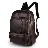 TIDING BAG Рюкзак кожаный TIDING BAG 7313Q