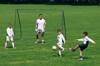 Футбольні ворота 3x2м! Hudora Німеччина