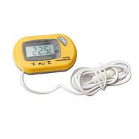 Цифровой термометр на присоске градусник на присоске для аквариума, фото 1