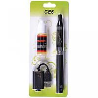 Электронная сигарета EGO CE6 1100 mAh клиромайзер
