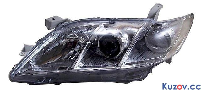 Фара Toyota Camry V40 06-11 правая (Depo) европ. версия электрич. (бел