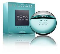 Bulgari Aqua pour homme marine парфюм мужской 50мл