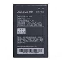 Аккумулятор на Lenovo BL203, 1500mAh A208T/A218T/A269/A278T/A300/A305E/ A308/A316/A318/A356E/A369/A369i