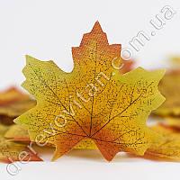 Листья осенние декоративные, клен 8 × 9 см,100 шт.