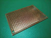 Монтажная макетная плата PCB 5x7 см, фото 1