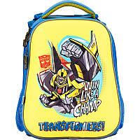 Рюкзак школьный каркасный 531 Transformers TF17-531M