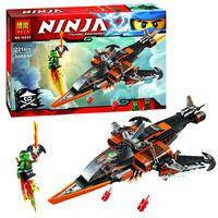 Конструктор Ninja «Небесная Акула» Аналог LEGO