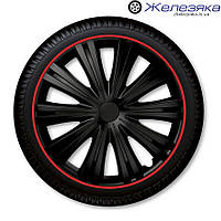 Колпаки R15 4Racing GIGA R BLACK