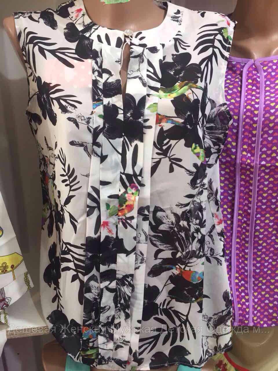 Женская блузка оптом лето