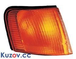 Указатель поворота Ford Scorpio (83-91) правый, желтый (Depo) 6124240